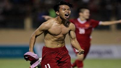 'Tiểu Công Phượng' đốt lưới U19 Thái Lan là ai?