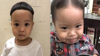 Mẹ bỉm sữa hóa thân thành nhà tạo mẫu tóc, hô biến cho con trai 1001 kiểu đầu xấu lạ