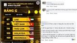 Người hâm mộ Việt Nam hân hoan với kết quả bốc thăm vòng loại World Cup của Việt Nam