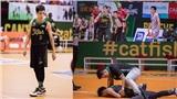 Hoàng Ca - điểm sáng của Cantho Catfish nói gì sau trận thua 'đau' trước Thang Long Warriors ngay trên sân nhà?