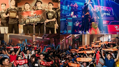 Trước thềm trận đấu 'siêu kinh điển' Mocha ZD Esports-Team Flash: Nhìn lại những lần đối đầu đầy duyên nợ của hai đại kình địch