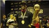 Finals MVP Tavarion Nix: 'Như một giấc mơ vậy, Saigon Heat là nhà vô địch'