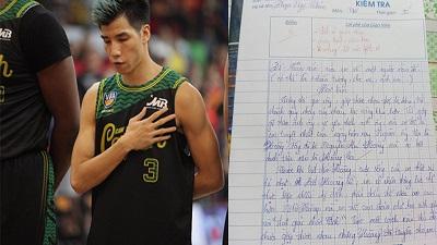 Fan nữ viết bài văn 3 trang về Hoàng Ca: 'Anh ấy là động lực giúp em trở thành HS lớp 8 đầu tiên trong lịch sử trường được hạng Nhất tỉnh'