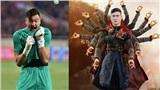 Văn Lâm cứu thua xuất sắc cho tuyển Việt Nam, nhận 'cơn mưa' lời khen và cả rổ ảnh chế