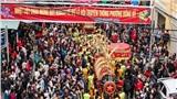 Lễ hội rước pháo truyền thống làng Đồng Kỵ (Bắc Ninh): Cầu mong một năm mới phát tài phát lộc