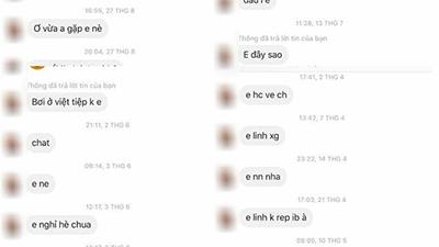 Nam thanh niên kiên trì inbox 'cưa cẩm' loạt gái xinh Hải Phòng hàng năm trời và cái kết