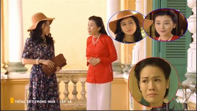 'Tiếng sét trong mưa' tập 20: 'Tiểu tam' Thiên Kim và mợ Hai bắt tay nhau 'đá' Thị Bình khỏi cậu Ba