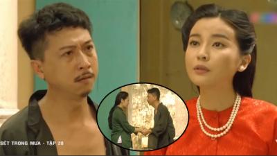 'Tiếng sét trong mưa' tập 20: Bị mợ Hai bắt gặp đang cầm tay Thị Bình, Lũ 'cà khịa' gái tốt gái hư