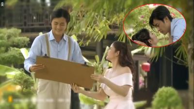 'Tiếng sét trong mưa' tập 29: Hai Bình và Hạnh Nhi đã từng lãng mạn như thế