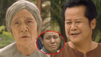 'Tiếng sét trong mưa' tập 43: Bà Bảy phát hiện bí mật của Thị Bình nhờ ông Quý hay 'hóng hớt'