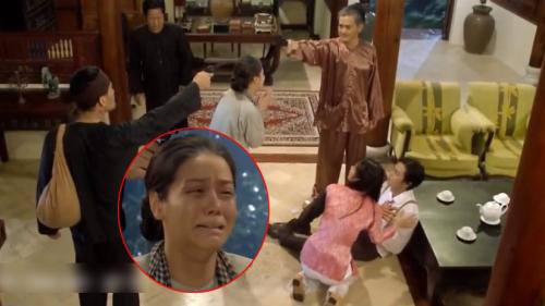 'Tiếng sét trong mưa' tập 53: Hai Bình bị bắn trúng nằm nguy kịch, Thị Bình vẫn đứng khóc lóc trình bày dài dòng đến sốt hết cả ruột