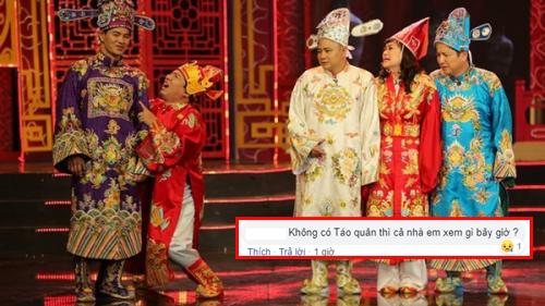Chương trình 'Táo quân' dừng sản xuất, khán giả Việt hụt hẫng 'Tết này xem gì?'