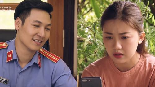 'Sinh tử' tập 15: Lương Thanh xuất hiện trong Sinh tử, hờn dỗi người yêu Mạnh Trường