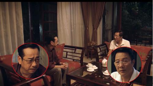 'Sinh tử' trailer tập 18: Bị hù dọa 'chơi dao đứt tay', NSND Hoàng Dũng không dám để con trai Chí Nhân lên chức