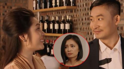 'Hoa hồng trên ngực trái' trailer tập 38: Xuất hiện 'tiểu tam' xen vào cuộc tình Khang - San đúng lúc San có bầu?