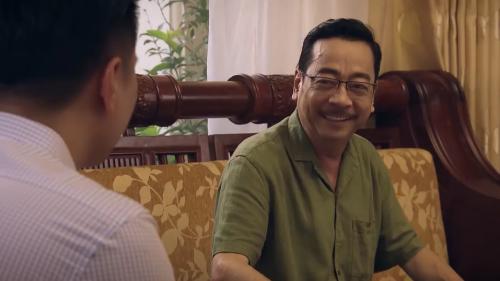 'Sinh tử' trailer tập 35: Việt Anh được NSND Hoàng Dũng 'tâng' lên tận mây xanh