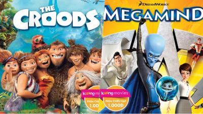Chỉ với 1000 đồng, bạn sẽ được cười ngả nghiêng với những bộ phim hoạt hình này