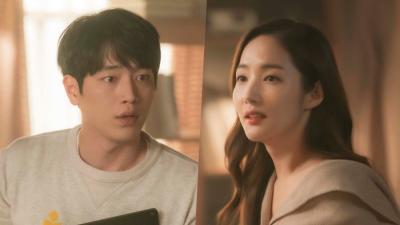 'Trời đẹp em sẽ đến' lên sóng tối nay: Park Min Young giật mình phát hiện 'nàng thơ' Irene của Seo Kang Joon chính là mình