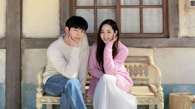 'Trời đẹp em sẽ đến' kết thúc, dàn cast gửi lời chào tới người hâm mộ: Park Min Young nhớ nhung Hae Won, Seo Kang Joon hứa hẹn sớm trở lại
