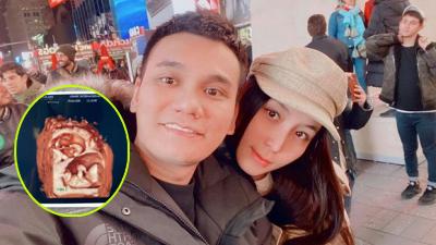 Tin vui nối tiếp tin hạnh phúc, Khắc Việt phấn khởi thông báo vợ mang bầu sinh đôi 'đẹp trai xinh gái'