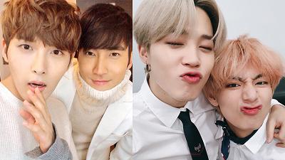 Bật cười với lý do các idol nam xích mích: BTS đánh nhau vì bánh bao, Super Junior 'tan đàn xẻ nghé' với đam mê 'high-five'