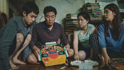 'Ký sinh trùng': Bộ phim của những giải thưởng