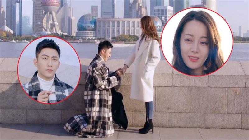'Hạnh phúc trong tầm tay' tập 43-44: Địch Lệ Nhiệt Ba được Hoàng Cảnh Du cầu hôn