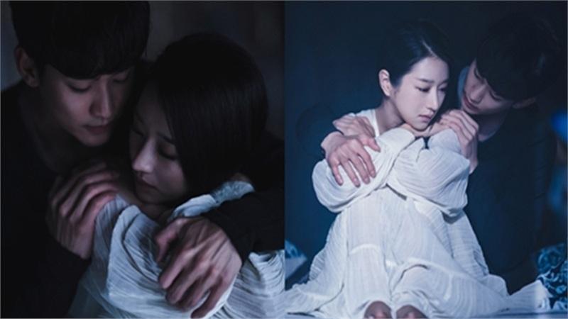 'It's Okay to Not Be Okay' preview tập 3: Cái ôm của Kim Soo Hyun dành cho Seo Ye Ji dưới ánh trăng xanh huyền ảo đủ làm bất cứ ai cũng 'mềm tim'