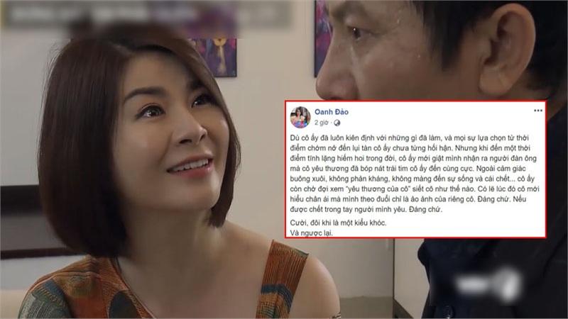 'Đừng bắt em phải quên' trước giờ G tập cuối: NSƯT Kim Oanh trải lòng 'nếu được chết trong tay người mình yêu, đáng chứ'