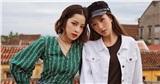 Giữa ồn ào nghỉ chơi, Chi Pu cập nhật hình ảnh 'đu đưa' cùng tình cũ Quỳnh Anh Shyn