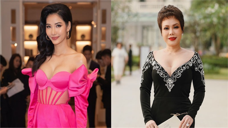 Sao Việt đi ăn cưới bị chê mặc lố: Hoàng Thuỳ đổ tại 'thị phi', vợ Lý Hải khẳng định do tôn trọng cô dâu