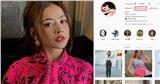Vừa ăn mừng 5 triệu follow Instagram, Chi Pu đã bị mất 100.000 lượt theo dõi vì nghi án mua tương tác ảo