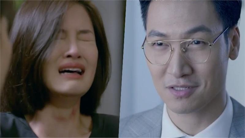 'Tình yêu và tham vọng' tập 57: Ánh bị cưỡng bức, Phong hả hê với kế hoạch tàn ác