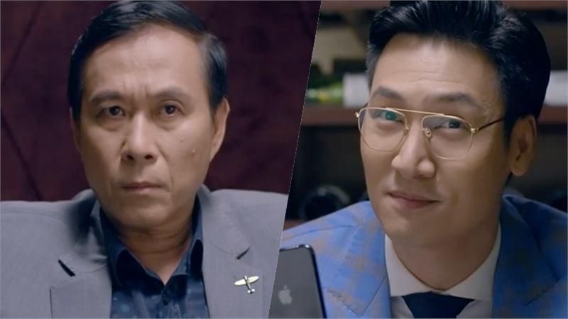 'Tình yêu và tham vọng' trailer tập 58: Phong 'đe doạ' ông Thọ, Minh và Hoàng Thổ sắp 'toang'?