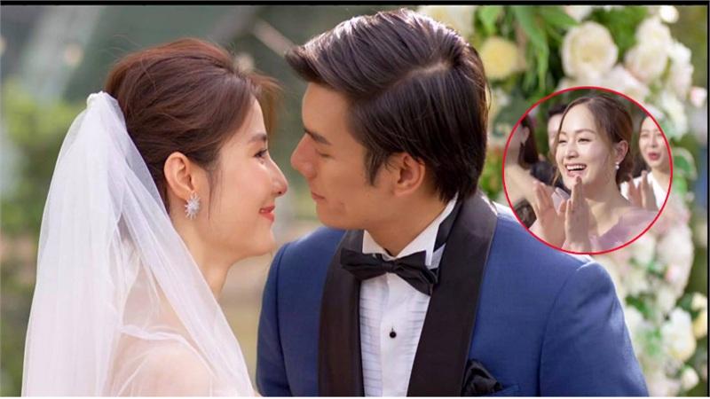 Tập cuối 'Tình yêu và tham vọng': Phong vào trại tâm thần, Minh - Linh có siêu đám cưới nhưng điều được quan tâm nhất là màn cameo của Lan Phương
