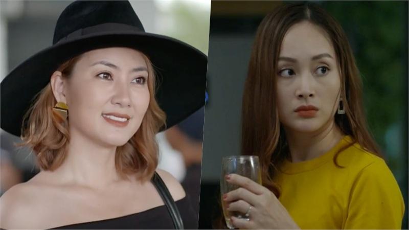 'Trói buộc yêu thương' tập 2: Ngọc Lan về nước, vấn vương chồng Lan Phương và có tuyên bố cực 'gắt'