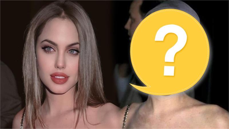 Rần rần hình Angelina Jolie xinh đẹp kinh diễm nhưng hóa ra chỉ là 'một cú lừa'