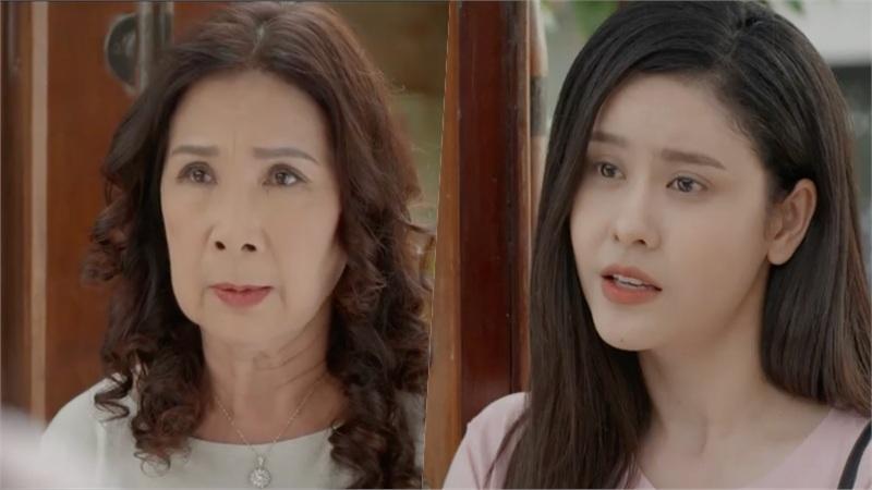 'Trói buộc yêu thương' trailer tập 8: Trương Quỳnh Anh ngửa bài, cãi tay đôi với mẹ bạn trai, ngay lập tức bị mắng 'mất dạy'
