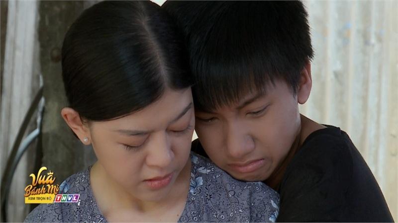 'Vua bánh mì' tập 15-16: Trong rủi có may, con trai Nhật Kim Anh tình cờ gặp gỡ 'người mẹ thứ hai'