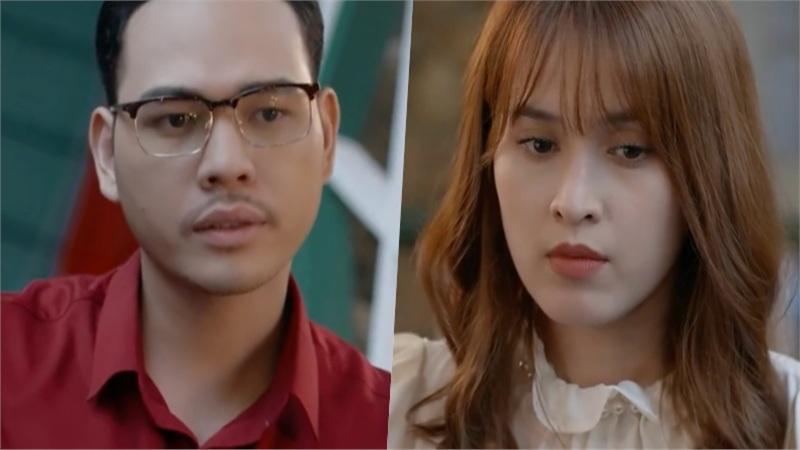 'Trói buộc yêu thương' trailer tập 12: Tú Vi tuyên bố ly hôn nếu chồng không đồng ý tìm người đẻ thuê