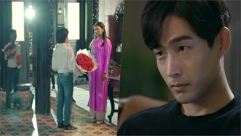 'Chọc tức vợ yêu' tập 6: Tình địch của nam chính tổng tài chưa lộ diện đã chiếm 'spotlight', gửi 1 'rừng' hoa hồng và nhẫn kim cương tặng nữ chính
