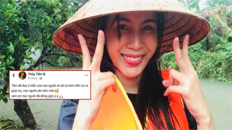 Thủy Tiên ra quyết định cuối cùng sau tranh cãi trích quỹ ủng hộ miền Trung giúp đỡ người Việt tại Nhật Bản