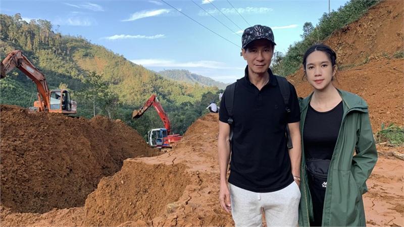 Lý Hải - Minh Hà thông báo ngừng nhận tiền quyên góp, tiết lộ kế hoạch viện trợ miền Trung đợt 4