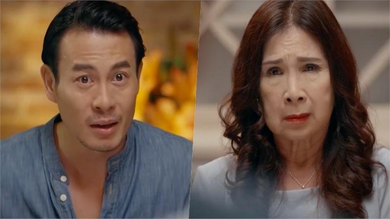 'Trói buộc yêu thương' trailer tập 26: Bị mẹ mắng mỏ thói ỷ lại, Trương Thanh Long gây sốc với phát ngôn 'mẹ phải có trách nhiệm với sản phẩm đó'