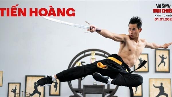 Diễn viên gốc Việt tham gia nhiều bom tấn Hollywood gây chú ý với vai chính đầu tiên trong phim 'Võ sinh đại chiến'