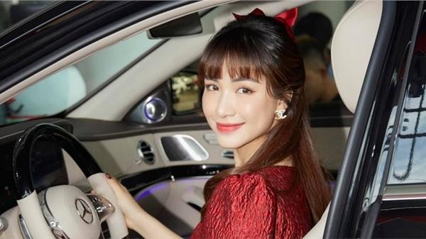 Hoà Minzy sắm ô tô hơn 5 tỷ: 'Cái gì của mình thì dùng nó vẫn là sướng nhất'