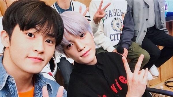 Dắt nhau từ unit lớn đến unit nhỏ của NCT thế nhưng Taeyong lại quên tên Mark, 'tình anh em có chắc bền lâu'
