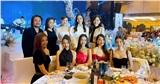 Dàn người đẹp xuất hiện tại đám cưới Á hậu Tường San, 'lập band' thể hiện tài năng ca hát