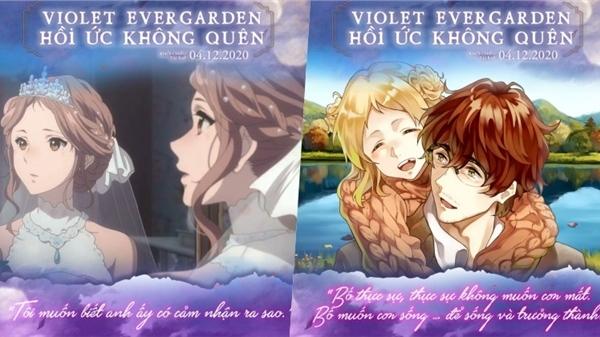 Lý do thương hiệu Violet Evergarden nổi bật giữa rừng anime hiện tại