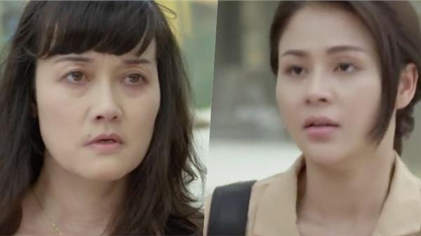'Hướng dương ngược nắng' tập 15: Vân Dung chết lặng khi biết người đứng sau tất cả, lừa dối mình chính là con gái Lương Thu Trang